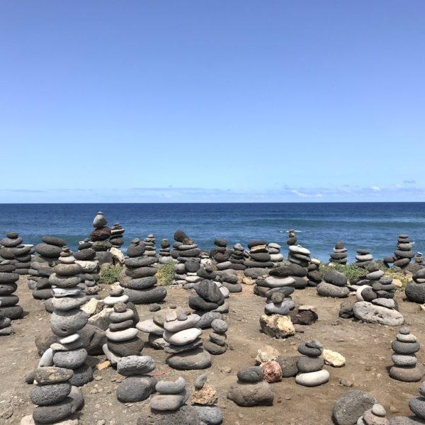 Piedras Puerto de la Cruz