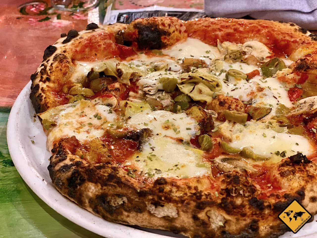 Pizza Restaurante Pizzeria Paganini Teneriffa