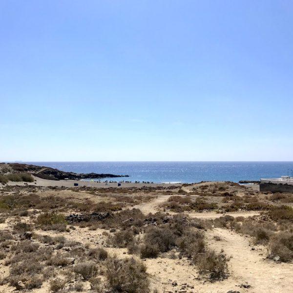 Playa Abades Strand auf Teneriffa
