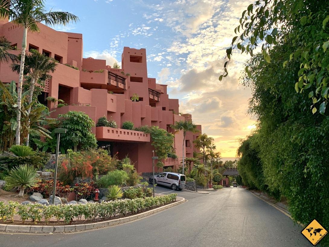 Playa Abama Ritz-Carlton Teneriffa