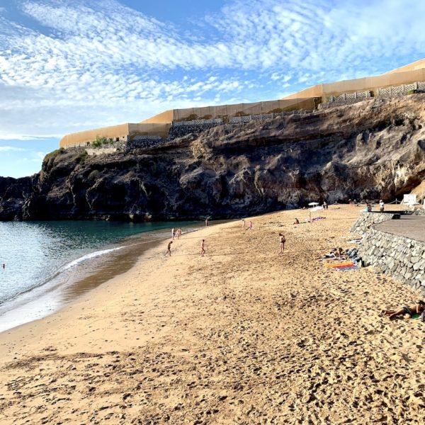 Playa Abama Sandstrand Handtücher