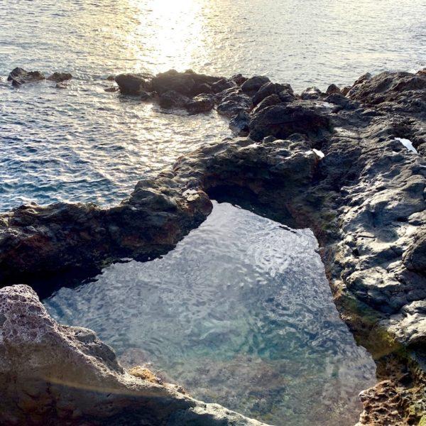 Playa Abama Teneriffa Naturpool