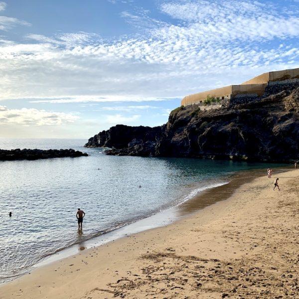 Playa Abama Teneriffa Sand