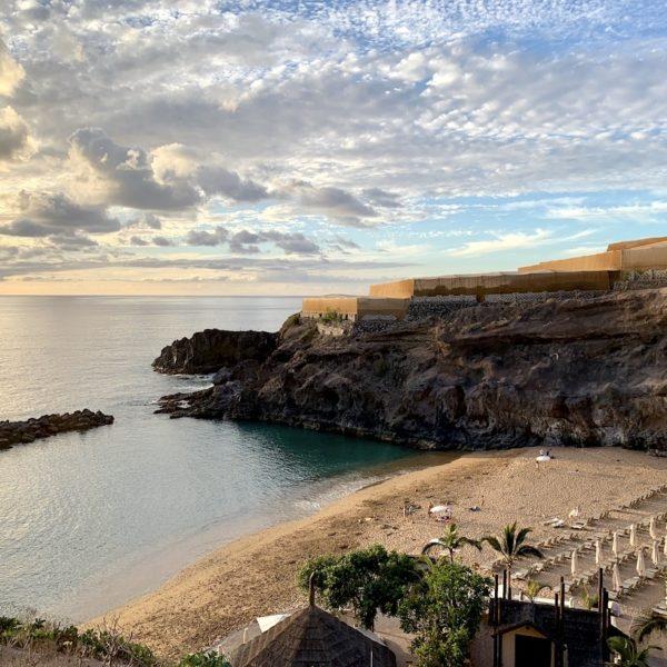 Playa Abama Teneriffa Strandbucht