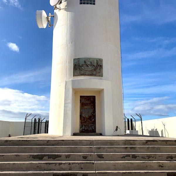 Der Faro de Punta Pechiguera ist der Leuchtturm von Playa Blanca