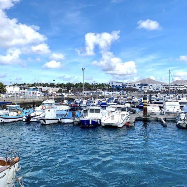 Playa Blanca Lanzarote Hafen