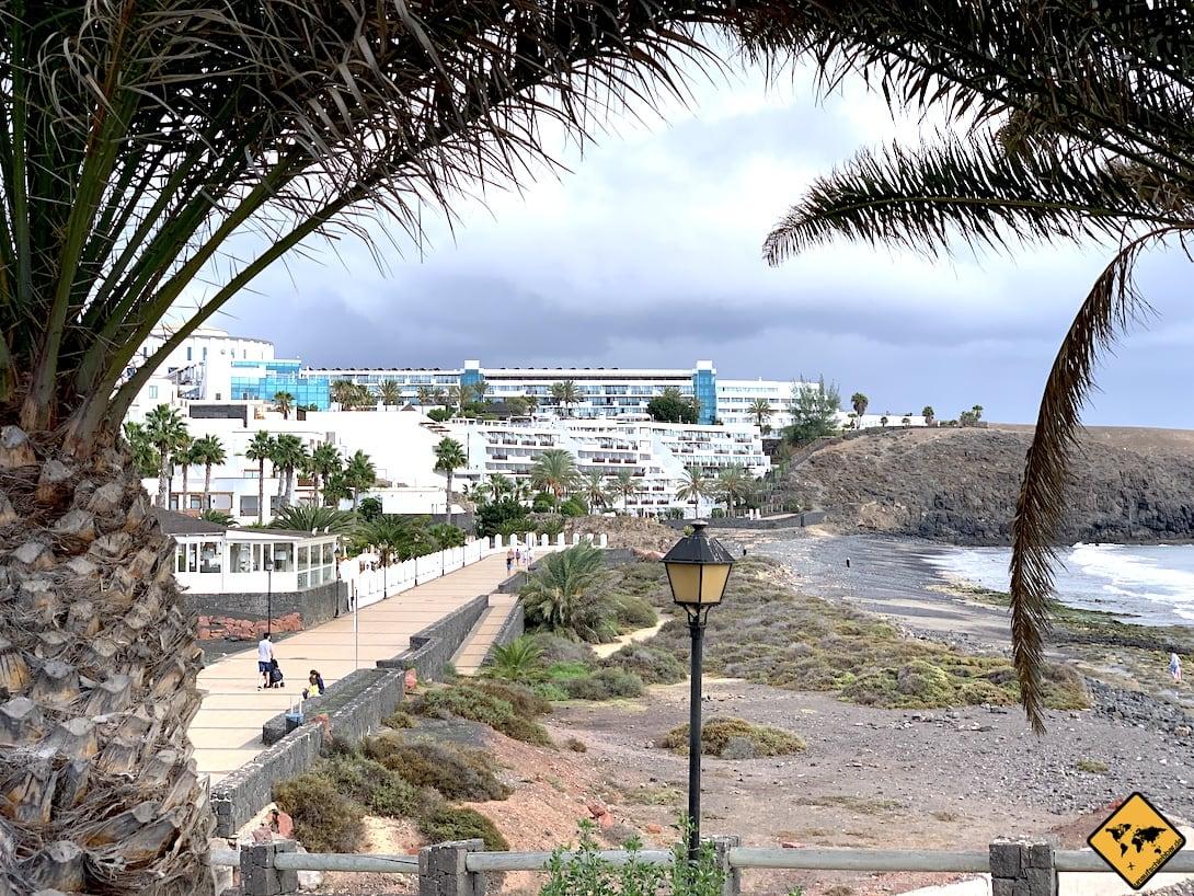Playa Blanca Lanzarote Promenade