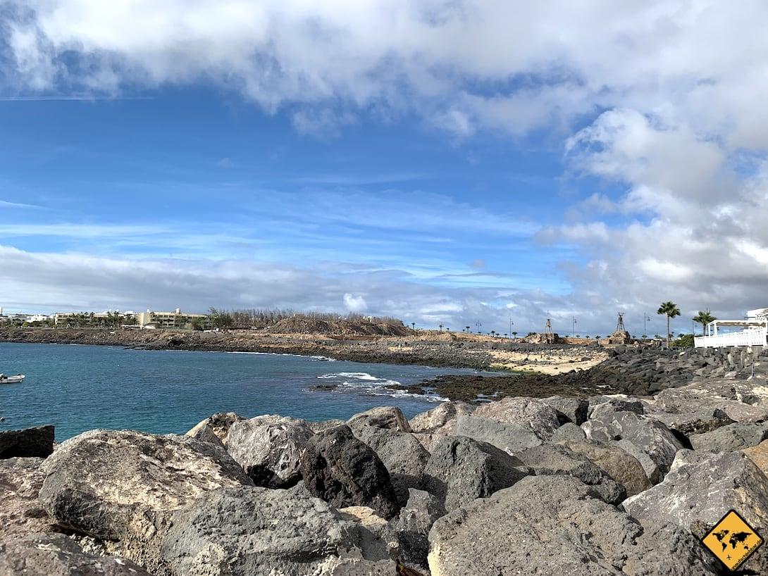 Playa Blanca - Sehenswertes auf Lanzarote