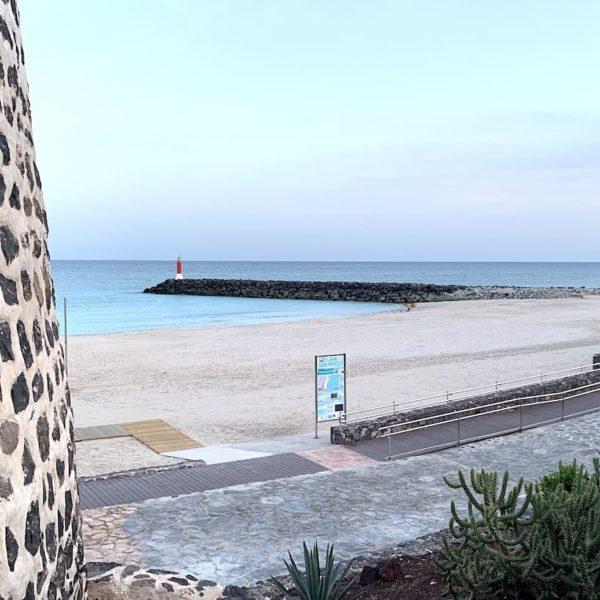 Playa Chica Puerto del Rosario Fuerteventura