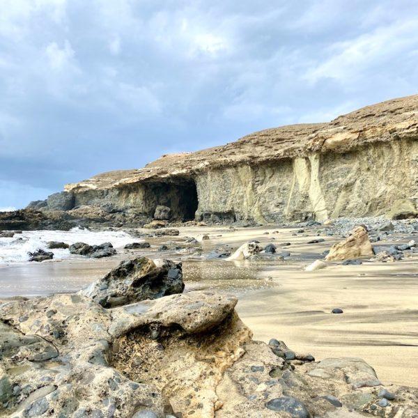 Playa Garcey Fuerteventura Geheimtipps