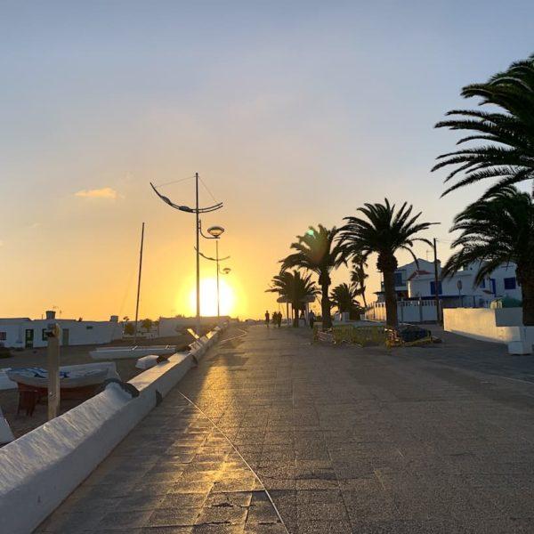 Playa Honda Lanzarote Promenade