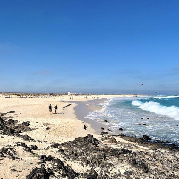Playa Larga Corralejo Natural Park