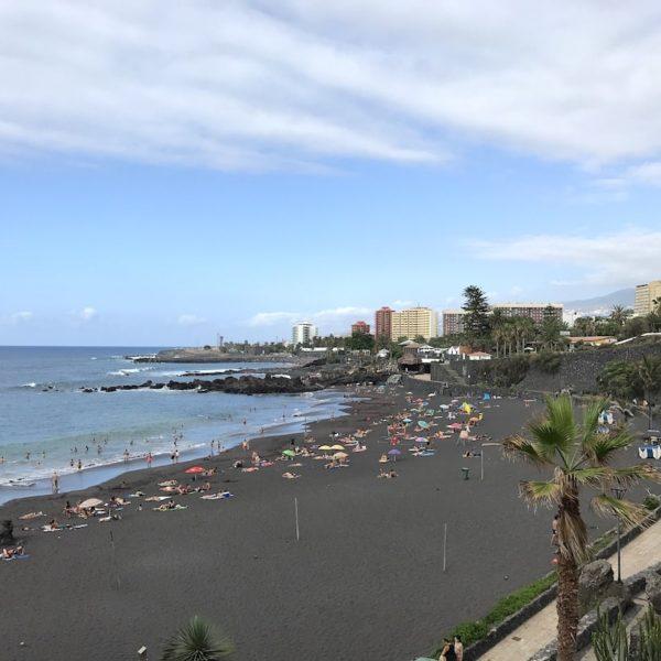 Playa Maria Jimenez Puerto de la Cruz