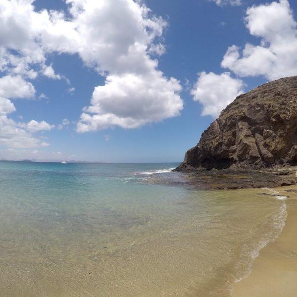 Playa Mujeres klares Wasser