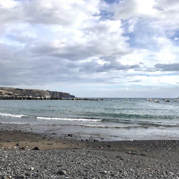Playa San Juan Teneriffa Meer
