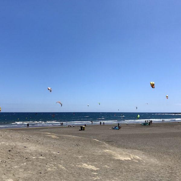 Playa Sur El Médano Sand