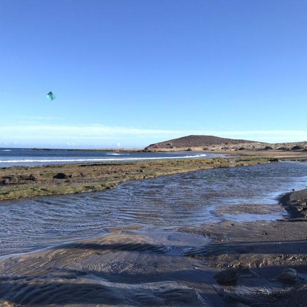 Playa Sur El Médano Strände auf Teneriffa