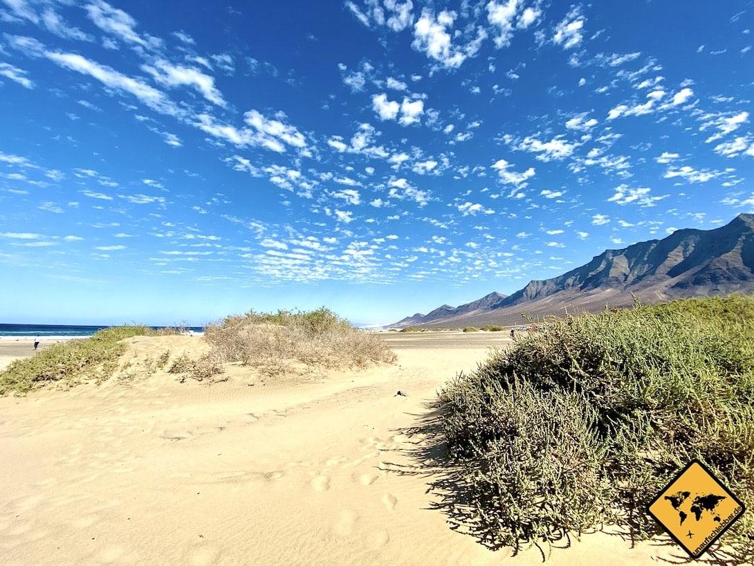 Playa de Cofete Jandía Halbinsel Fuerteventura