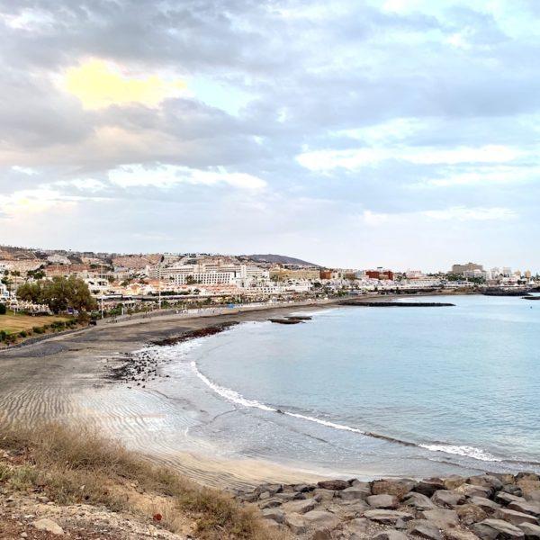 Playa de Fañabé Costa Adeje Teneriffa