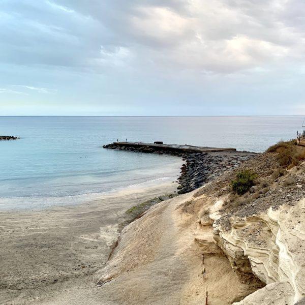 Playa de Fañabé Strand auf Teneriffa