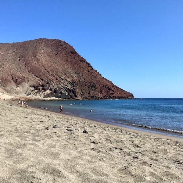 Playa de La Tejita El Médano