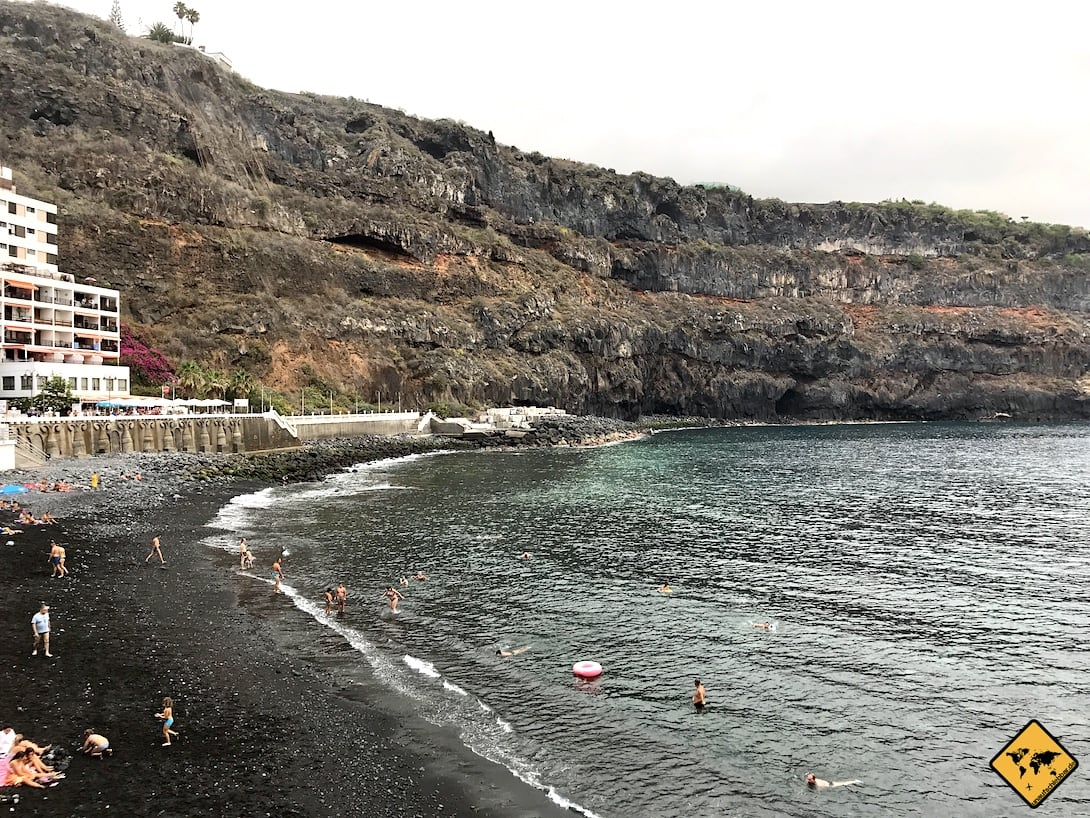 Playa de San Marcos Icod