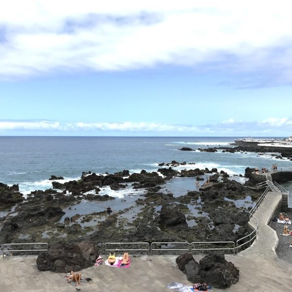 Playa de San Telmo Puerto de la Cruz