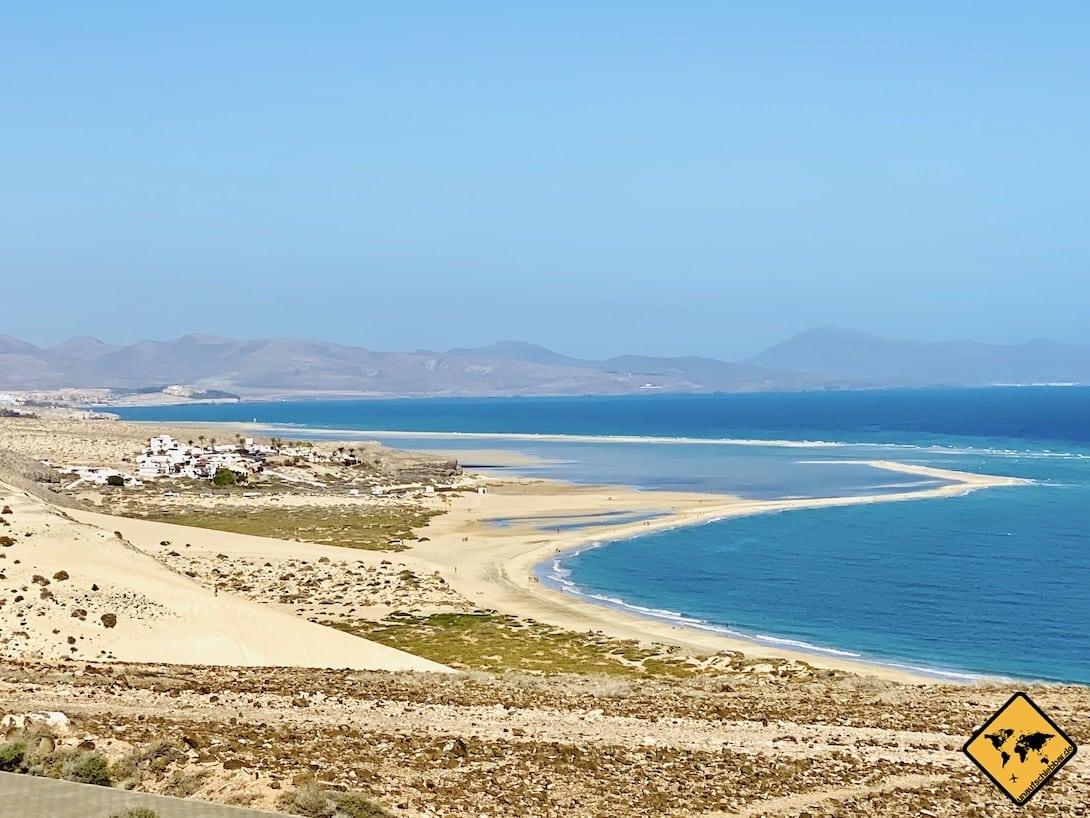 Playa de Sotavento de Jandía Fuerteventura