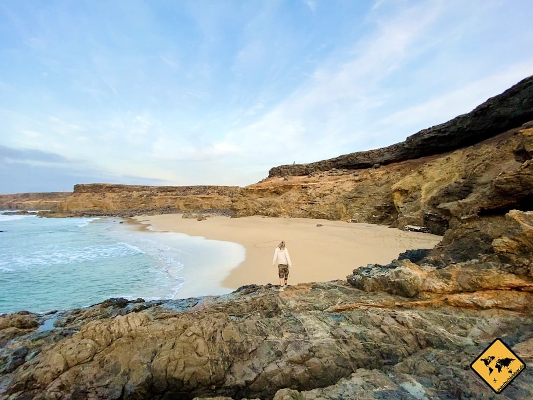 Playa de Tebeto Fuerteventura