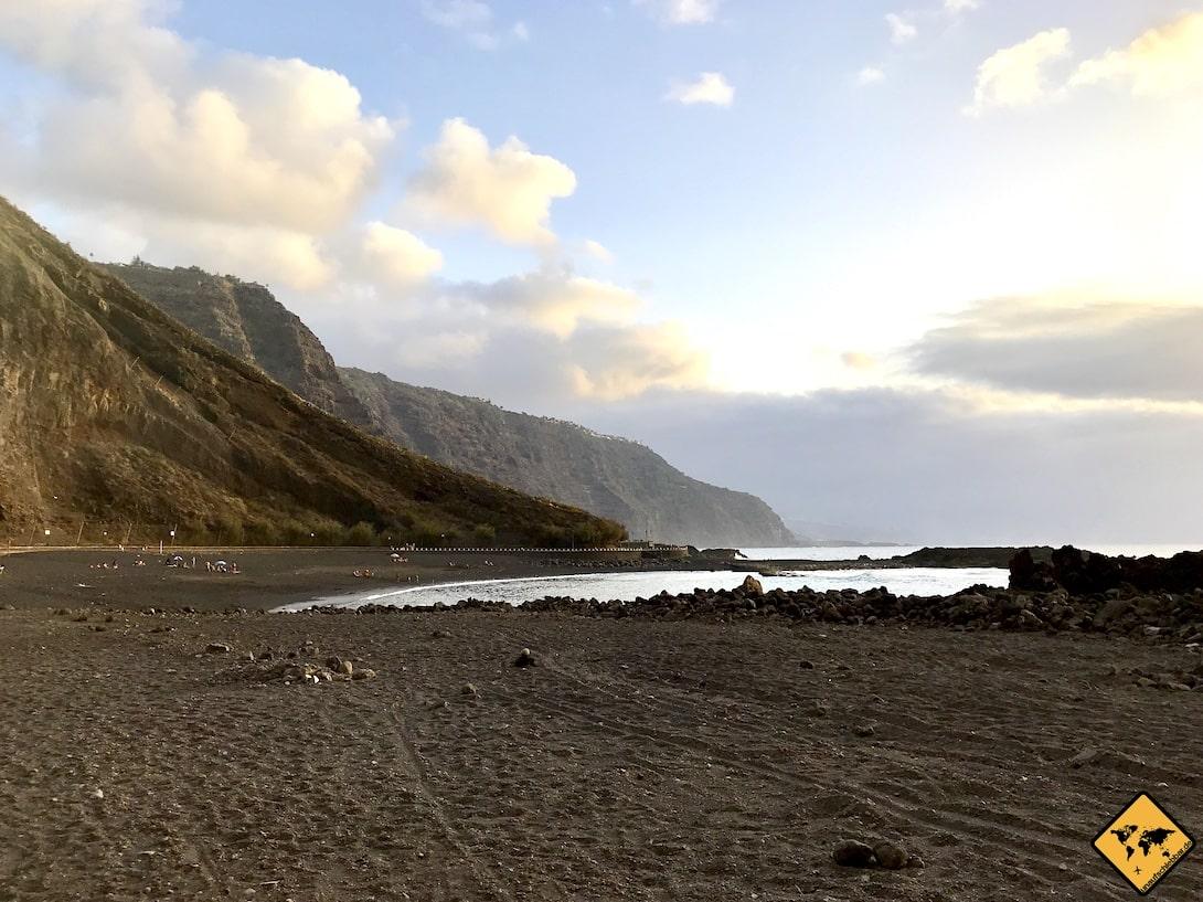 Playa de la Arena Mesa del Mar Strand