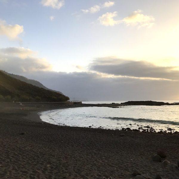 Playa de la Arena Strände Teneriffa