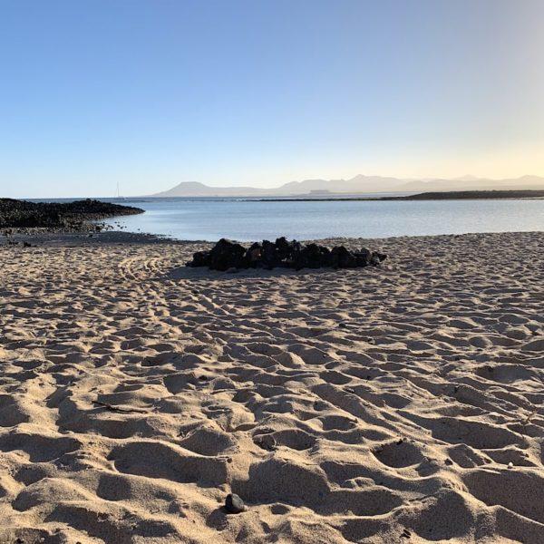 Playa de la Concha de Lobos
