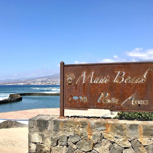 Playa de las Américas Maui Beach