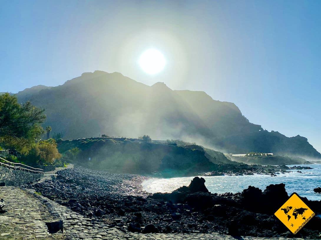 Playa de las Arenas Buenavista del Norte