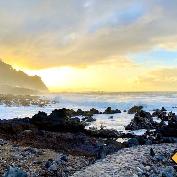 Playa de las Arenas West-Teneriffa