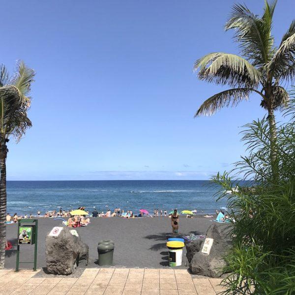 Playa del Castillo Puerto de la Cruz