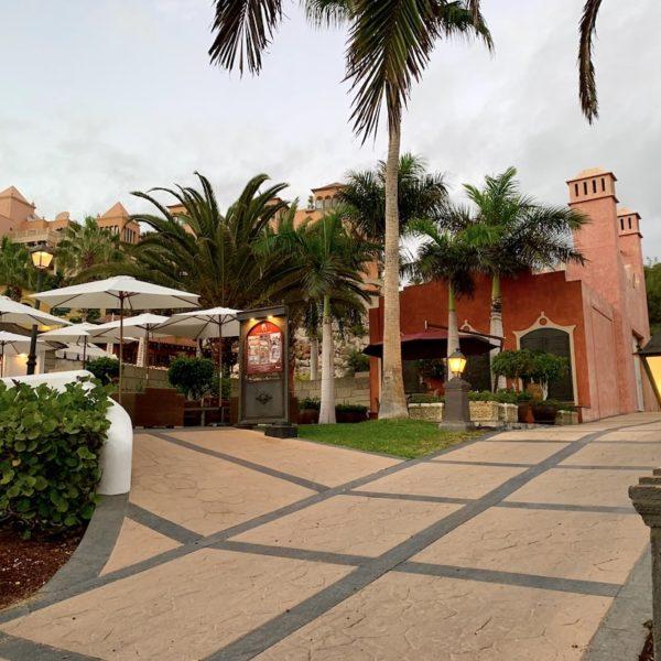Playa del Duque Costa Adeje Promenade