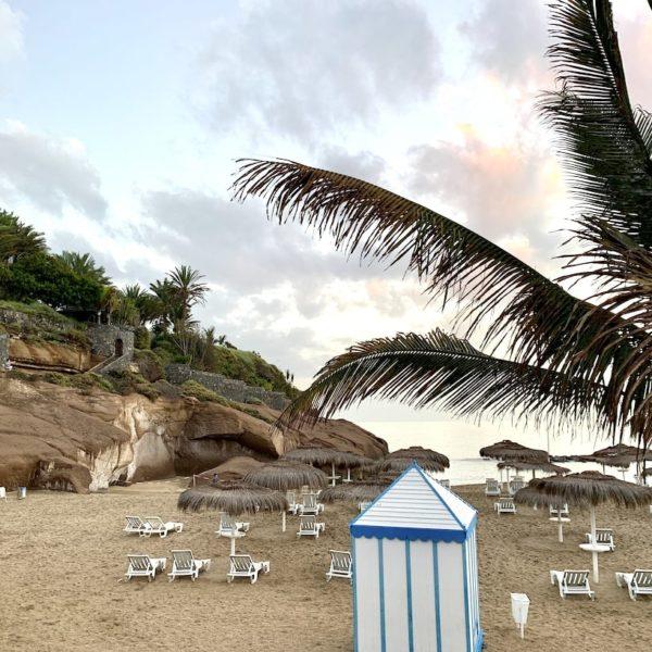 Playa del Duque Teneriffa Costa Adeje