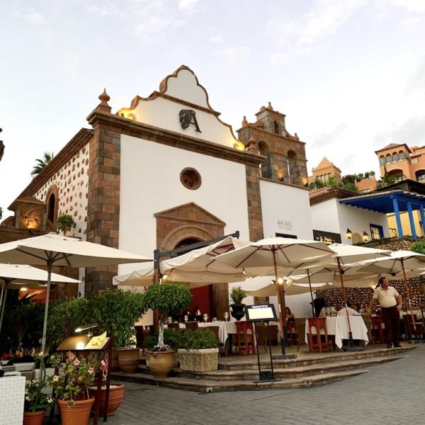 Playa del Duque Teneriffa Restaurants