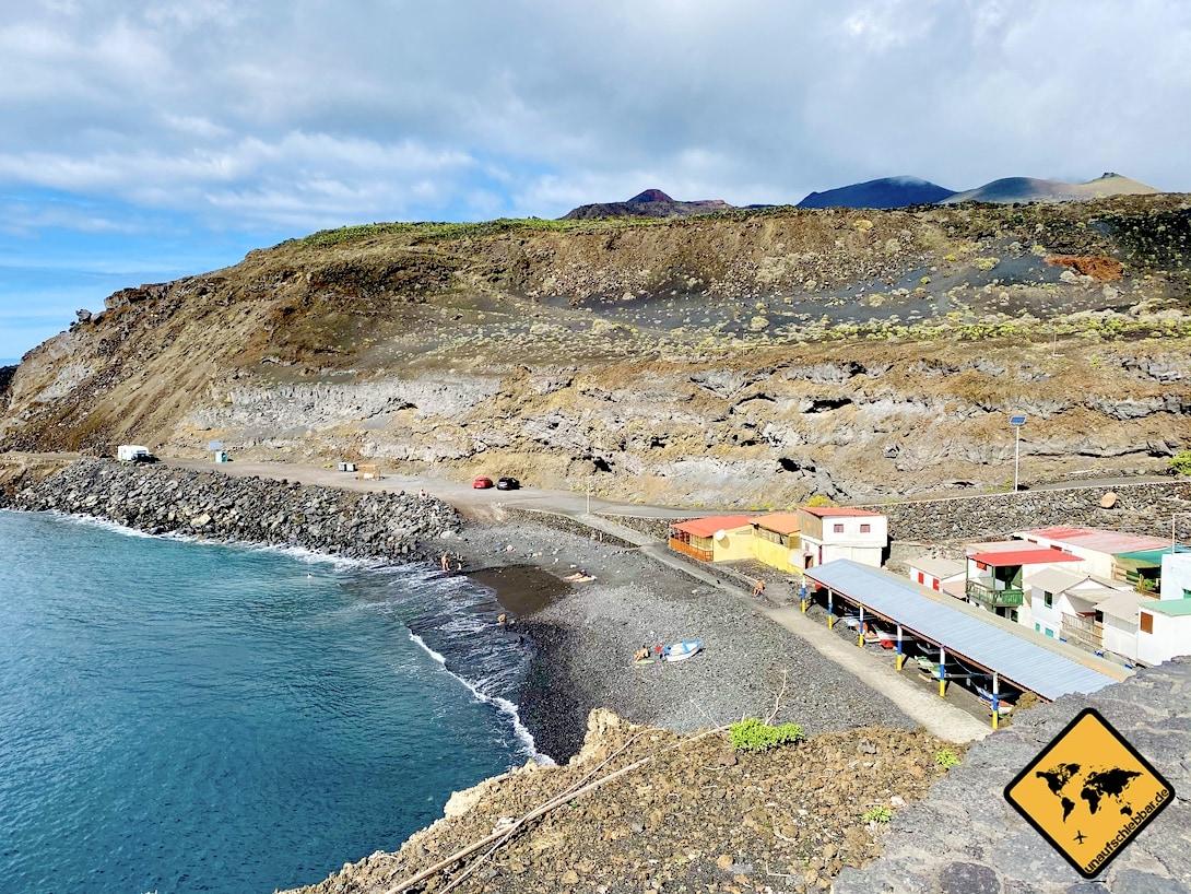 Playa del Faro de Fuencaliente