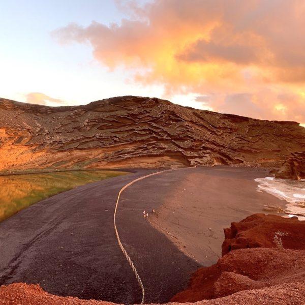 Playa del Golfo Lanzarote