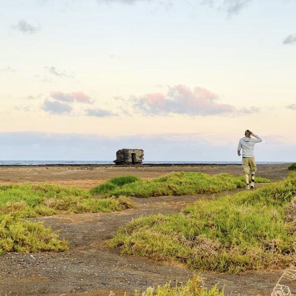 Playa del Matorral Bunker