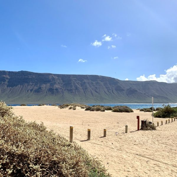 Playa del Salado La Graciosa