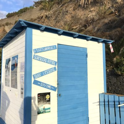 Playa del Socorro Surfshop