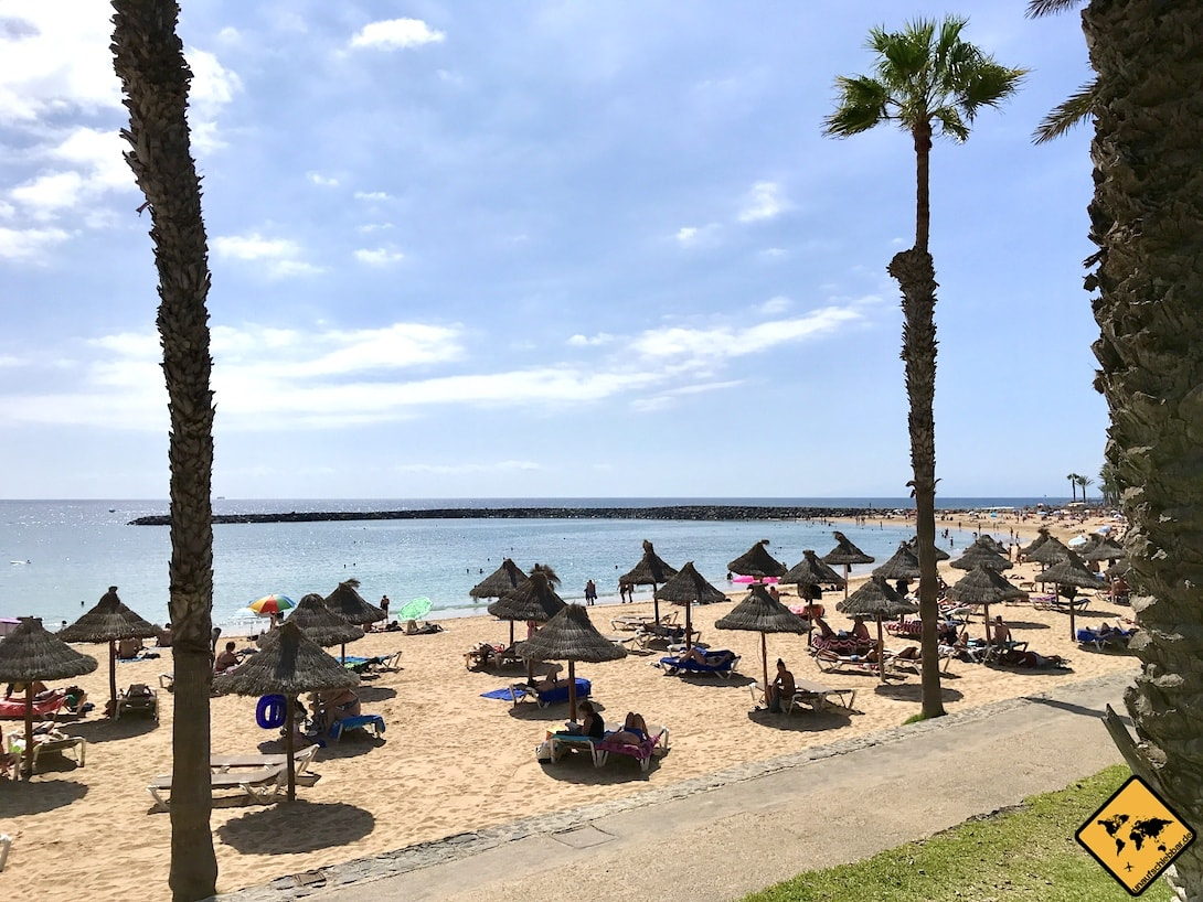 Playas Del Camisón Playa de las Américas