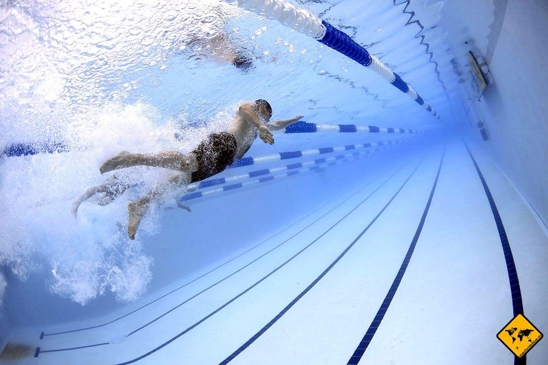 Playitas Hotel Resort schwimmen
