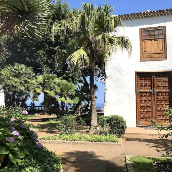 Plaza Andrés de Lorenzo Cáceres Icod de los Vinos