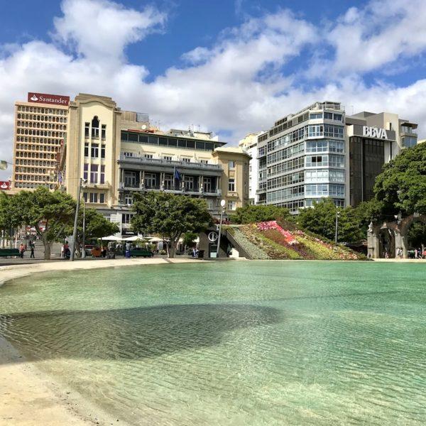 Plaza de España Santa Cruz de Tenerife