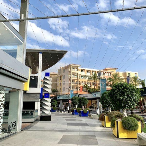 Plaza del Duque Teneriffa Weg Tag