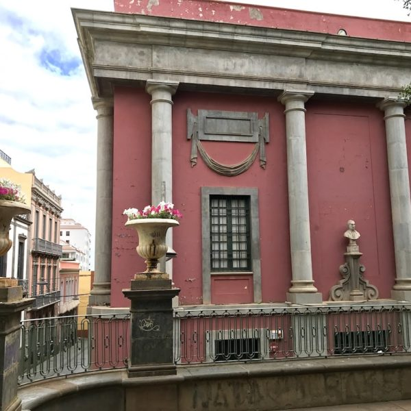 Plaza del Principe Santa Cruz Teneriffa